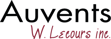 Logo Auvents W. Lecours Inc.